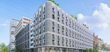 Mieszkanie w inwestycji: Angel City Wrocław