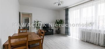 Przestronne mieszkanie 2- pokojowe z balkonem