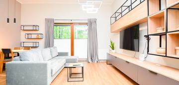 Apartament 70m2 ul.rakowicka klimatyzacja sauna