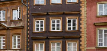 Stare miasto, szeroki dunaj, 2 pokoje - 53 m2.