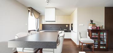 Biskupin dwupoziomowy apartament 118 m2