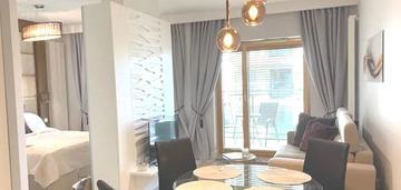 Luksusowy apartament 40m2