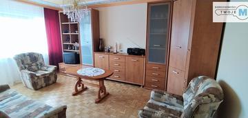 2 pokoje, widna kuchnia, balkon-bez piecyka!