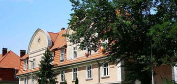Mieszkanie w willi oficerskiej w centrum torunia