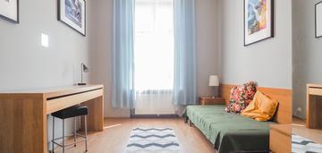 Dwupokojowe mieszkanie przy pl. nowym, 51m2