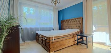 2 pok. mieszkanie+2 balkony+kuchnia | obok ice
