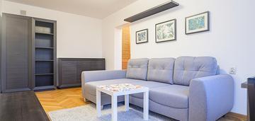 Mieszkanie 2-pok | balkon | saska kępa