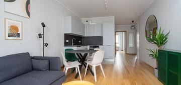 Nowy cichy apartament port żerań