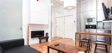 Klimatyzowany designerski apartament ul. stolarska