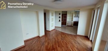 Duże mieszkanie z możliwością umeblowania