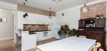 Przestrzenny  apartament dla wymagających 84m2
