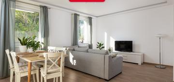 Rezerwacja 82 m2 4-pokoje z ogródkiem, urządzone