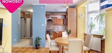 Funkcjonalne mieszkanie dla rodziny.