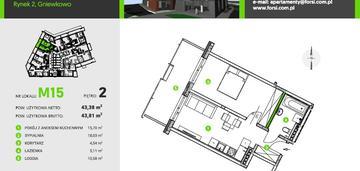 Nowe mieszkania/ apartamenty na rynku w gniewkowie