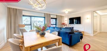 Luksusowy apartament z widokiem na motławę