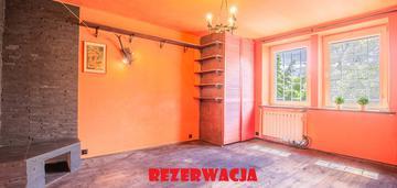 Rezerwacja ogródek 150 m2 - garaż - centrum 20 min