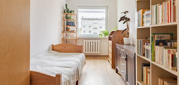 3-pokojowe mieszkanie w cichej i spokojnej okolicy
