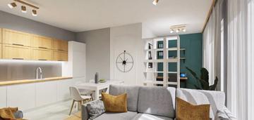 Nowe mieszkanie z dużym balkonem - ząbki