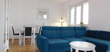 Przestronne zadbane trzypokojowe mieszkanie