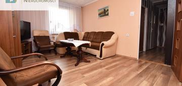 3 pokojowe mieszkanie, iii piętro ul. komeńskiego