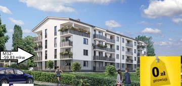 Do sprzedania nowe, 3 pokojowe mieszkanie-sulejów