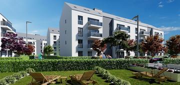 Mieszkanie w inwestycji: Zacisze Strzeszyn