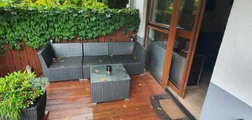 3 pokoje z ogródkiem