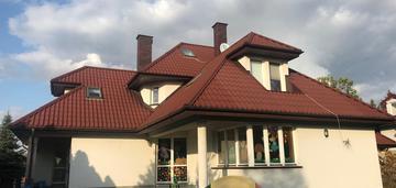 Dom 7-pokojowy do własnej aranżacji w nowej woli