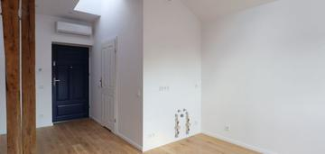Mieszkanie poddasze centrum po remoncie