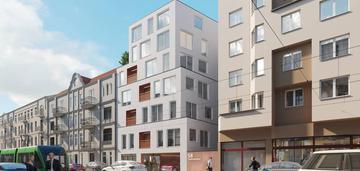 Mieszkanie w inwestycji: Dąbrowskiego 58