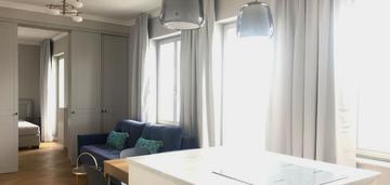 Mieszkanie z przedwojenną duszą, wysoki standard