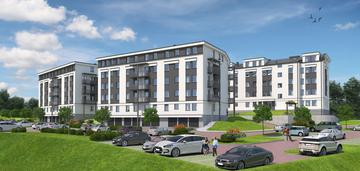 Mieszkanie w inwestycji: Osiedle Dąbrówki