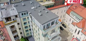 Centrum, nowoczesny apartament wirtualny spacer
