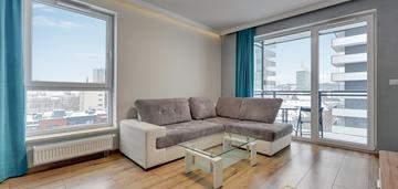 Nowoczesny apartament gdańsk śródmieście 3 pokoje