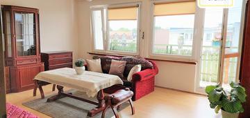 Wrocław karłowice 2 pokoje, balkon, piwnica 4,5m2