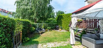 Gdynia dąbrowa / ogród / 3 pokoje / wysoki parter