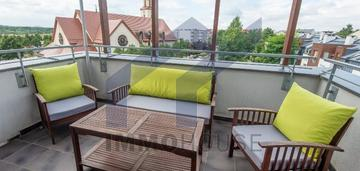 Strzeszyn-apartament z antresolą i tarasem! garaż
