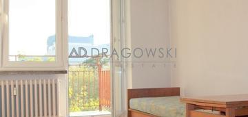 Grochowska,2 pokoje, 48 m 2, balkon, kamienica.