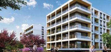 Mieszkanie w inwestycji: Lokum Verde etap II