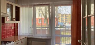 Wynajem mieszkania ul. batorego, z dużym balkonem