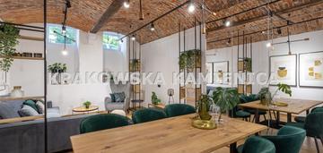 Studio - 35 m2 - styl loftowy - ok. św. sebastiana