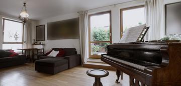 Zielona italia, mieszkanie z tarasem 25 m2