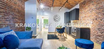 2 pokoje - 47m2 - styl loftowy - ok.św. sebastiana