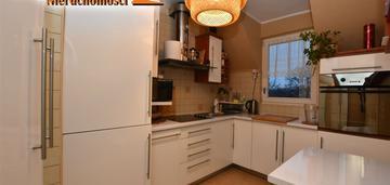 Dwupoziomowe mieszkanie na Bielanach