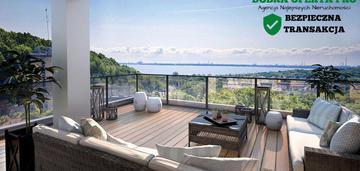 Apartament z widokiem na morze. 4 piętro