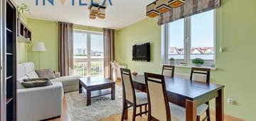 4 pokojowe przestronne mieszkanie, borkowo