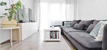 Przytulne mieszkanie blisko pl.bema | 48m |balkon