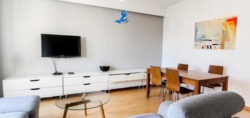 Przestronne 3-pok. mieszkanie 74m2, kliny