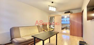 38 m2, 2 pokoje, balkon, super komunikacja