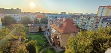 Os.książąt pom. 2 pok. 49m2 balkon ładny widok